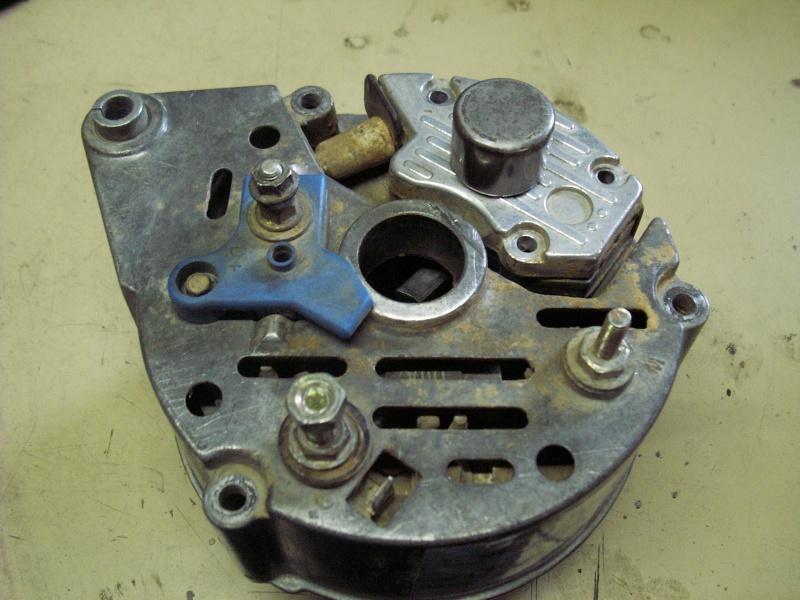Remise en état alternateur sur moteur 300Tdi ... Pict0719