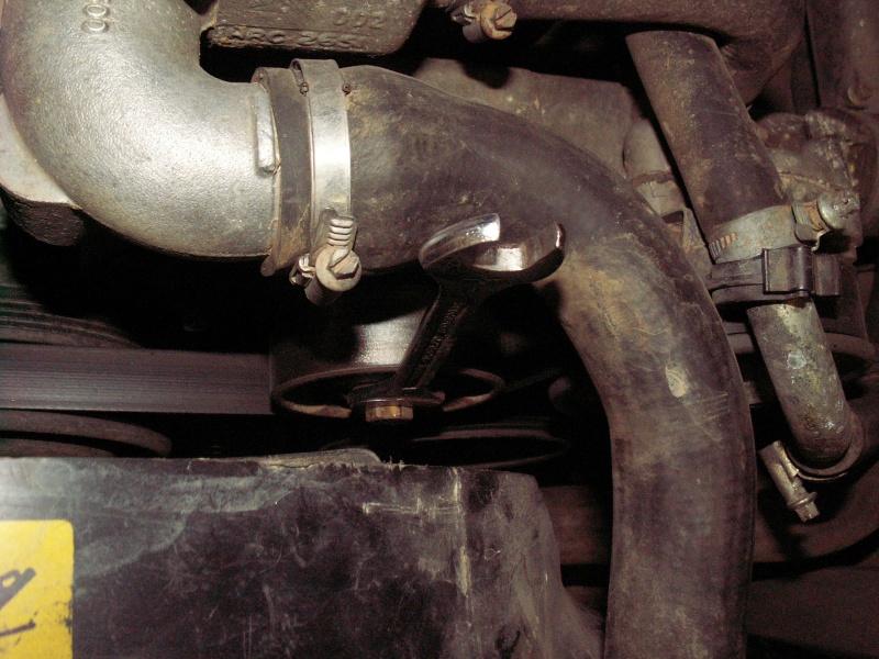 Remise en état alternateur sur moteur 300Tdi ... Pict0720