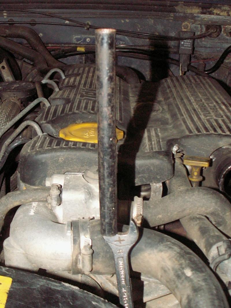 Remise en état alternateur sur moteur 300Tdi ... Pict0721