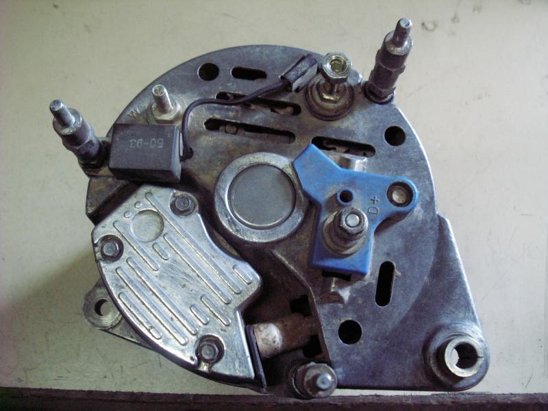 Remise en état alternateur sur moteur 300Tdi ... Pict0724