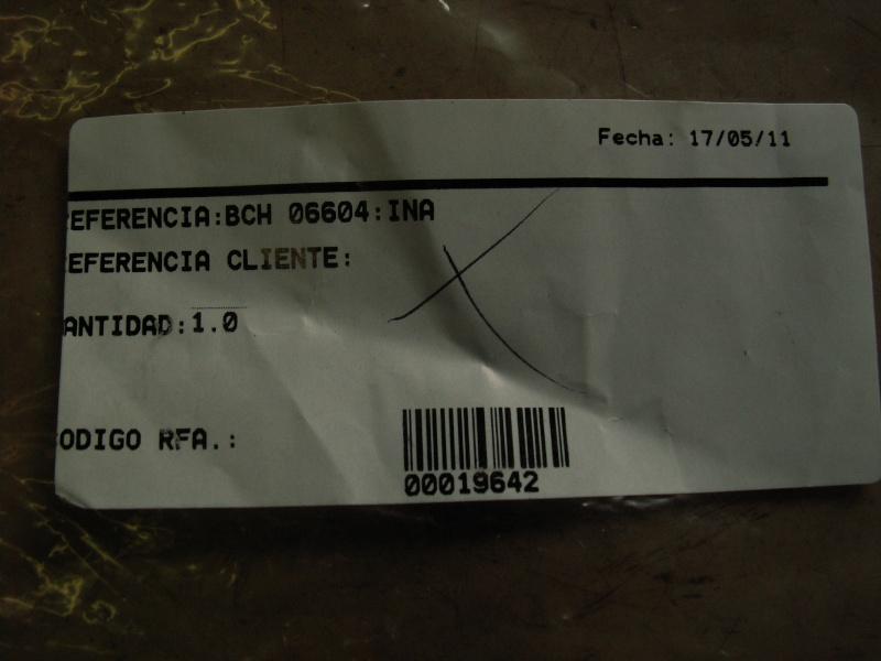 Remise en état alternateur sur moteur 300Tdi ... Pict0726