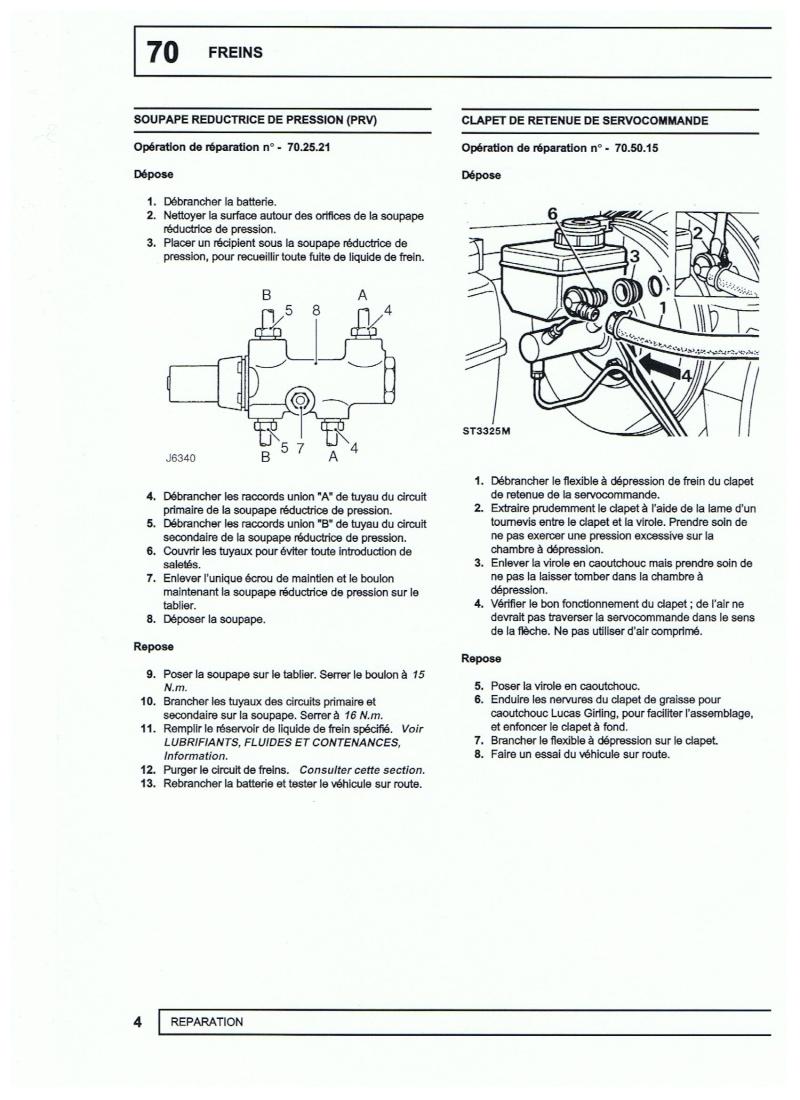 Panne d'assistance au freinage: Pompe à vide HS Prv__s10
