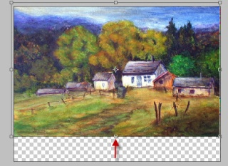 Transforming the shape of a Photo with Photoshop Change10