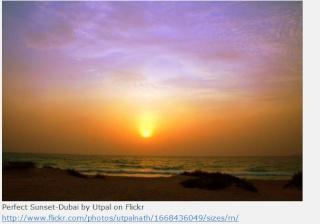 Dubai Sunset- Yupo Paper Dubai_10