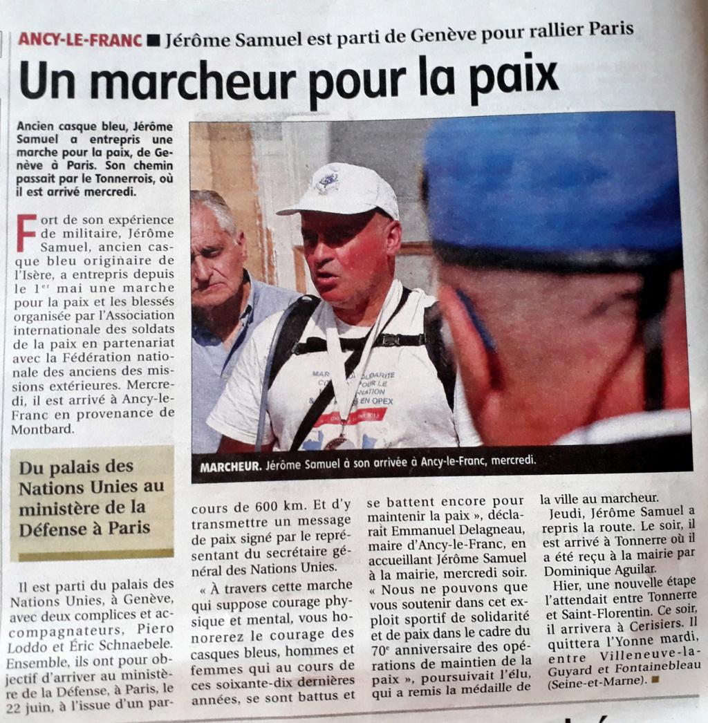 Genève-Paris pour la Paix 20180610