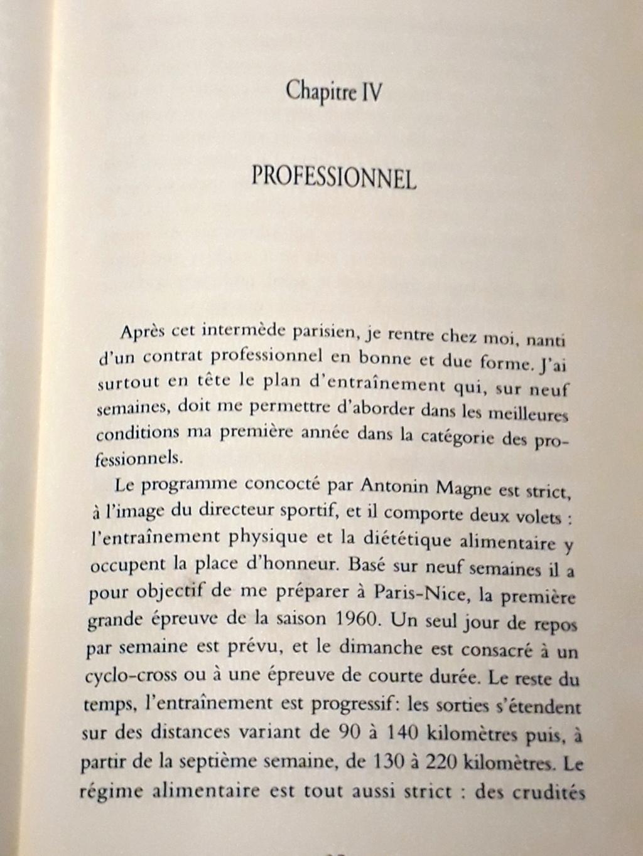 Régime Antonin MAGNE pour Raymond POULIDOR 20191210