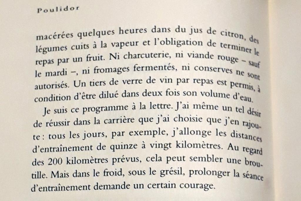 Régime Antonin MAGNE pour Raymond POULIDOR 20191213