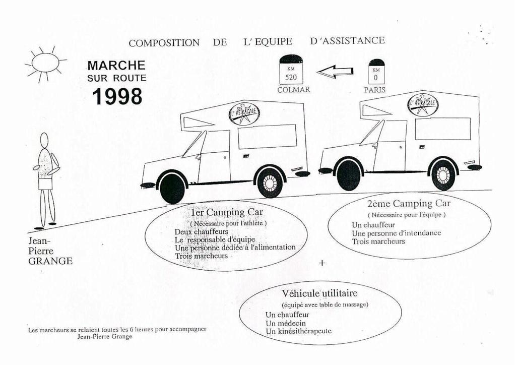 """PARIS-COLMAR 1998...""""photos vintage"""" d'une belle histoire... Cci08010"""