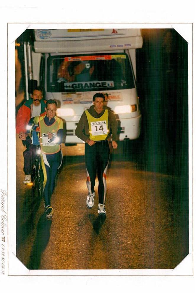 """PARIS-COLMAR 1998...""""photos vintage"""" d'une belle histoire... Cci08011"""