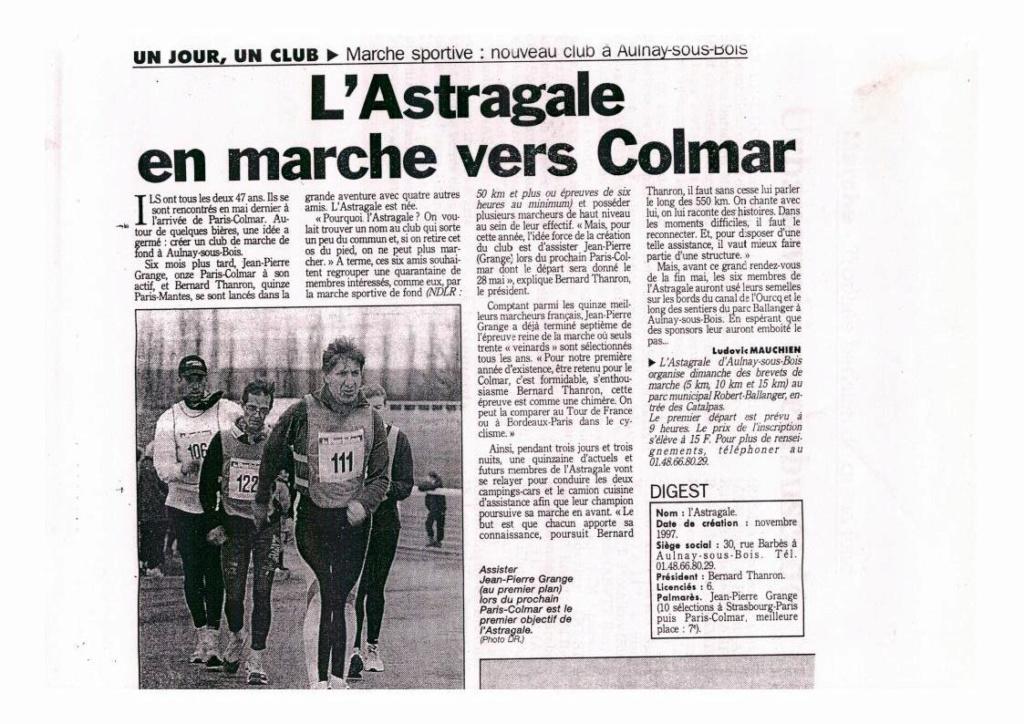 """PARIS-COLMAR 1998...""""photos vintage"""" d'une belle histoire... Cci08012"""