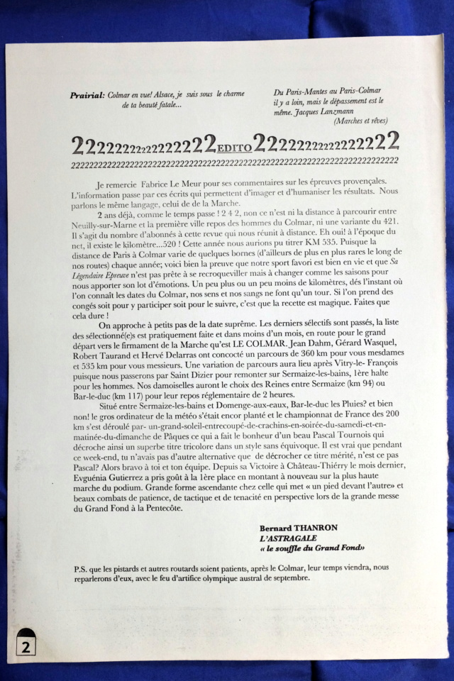 Le KM520 et ses éditos 1998-2009 - Page 2 Dscf0463