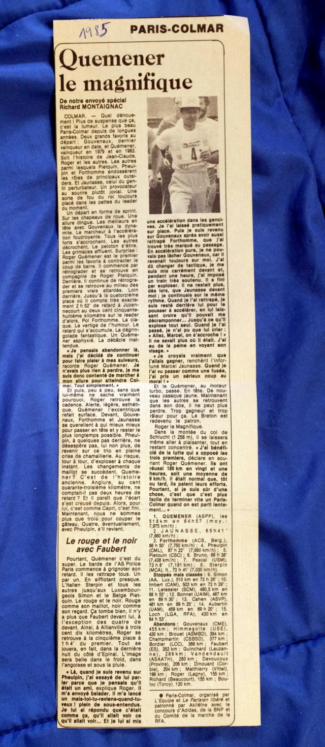 Tout sur ROGER QUEMENER l'empereur de la marche  - Page 5 Dscf0525