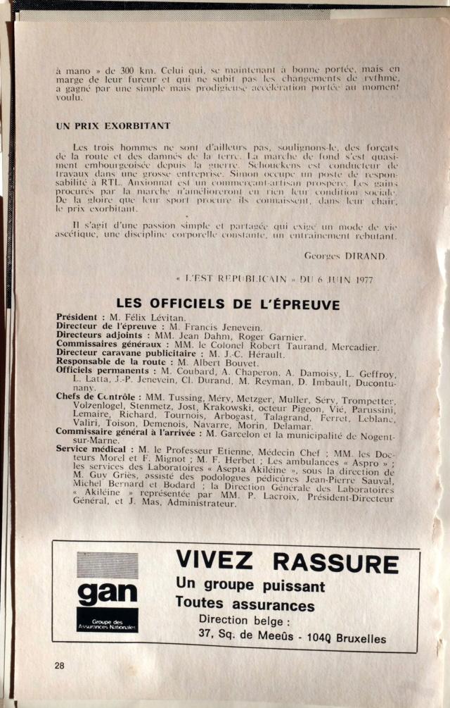 Paris-Strasbourg l'épopée de La Marche Hector MAHAU Dscf1100