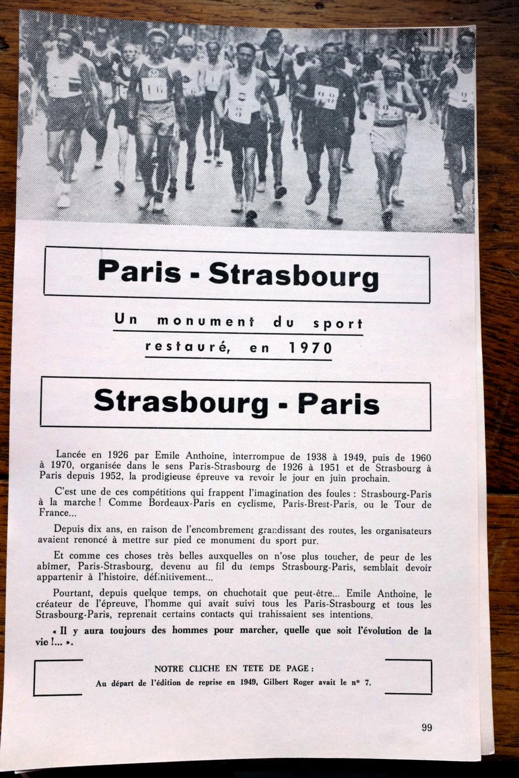 Paris-Strasbourg l'épopée de La Marche Hector MAHAU - Page 3 Dscf1111