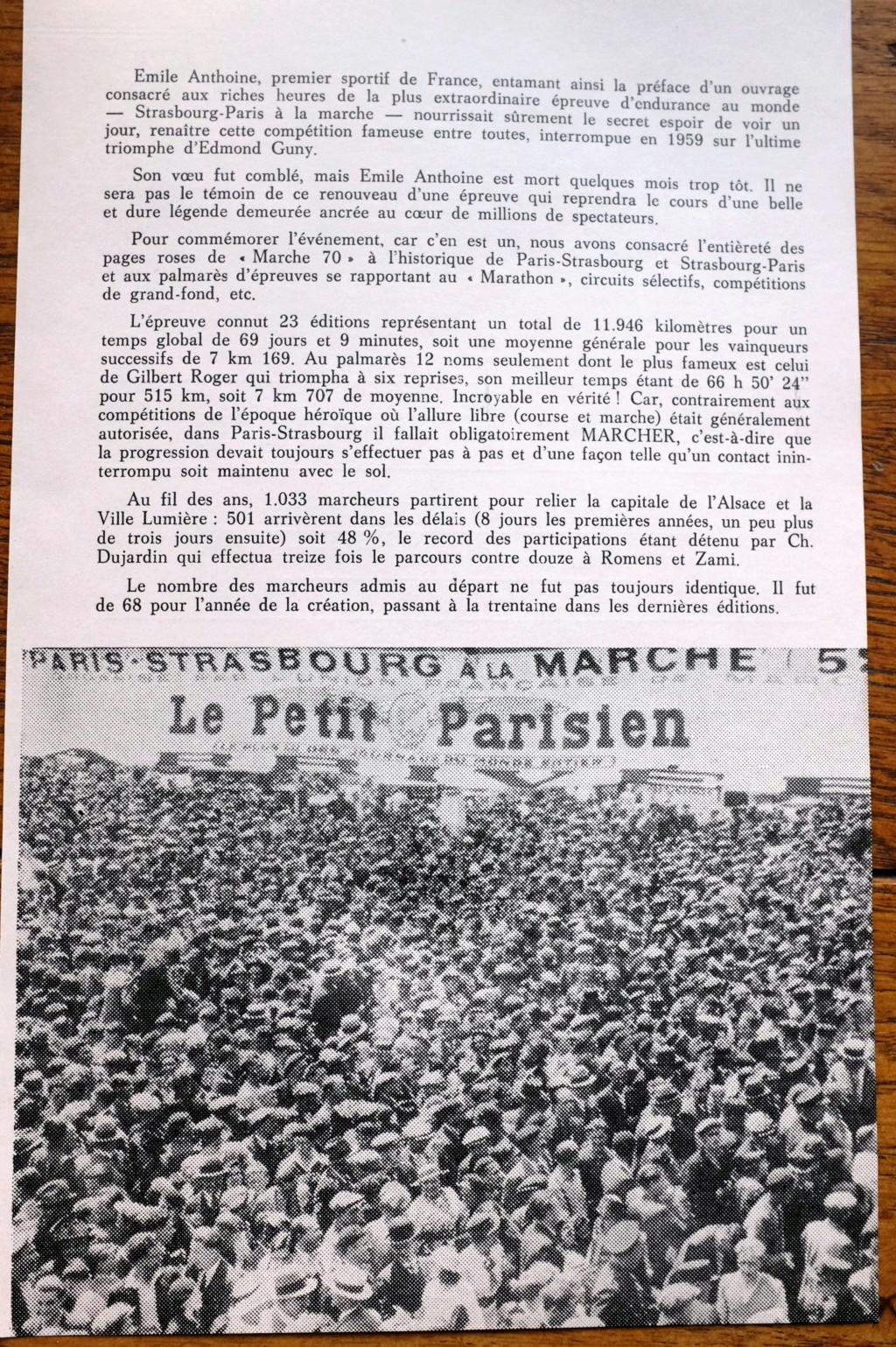 Paris-Strasbourg l'épopée de La Marche Hector MAHAU - Page 3 Dscf1112