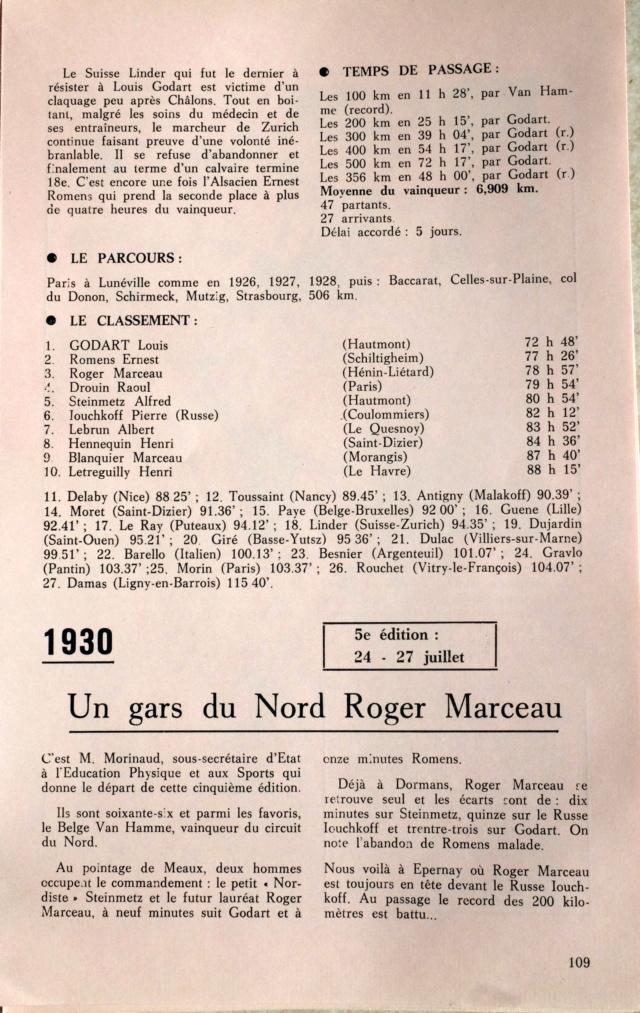 Paris-Strasbourg l'épopée de La Marche Hector MAHAU Dscf1128