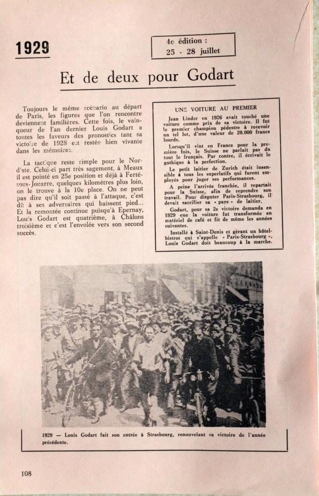 Paris-Strasbourg l'épopée de La Marche Hector MAHAU Dscf1130