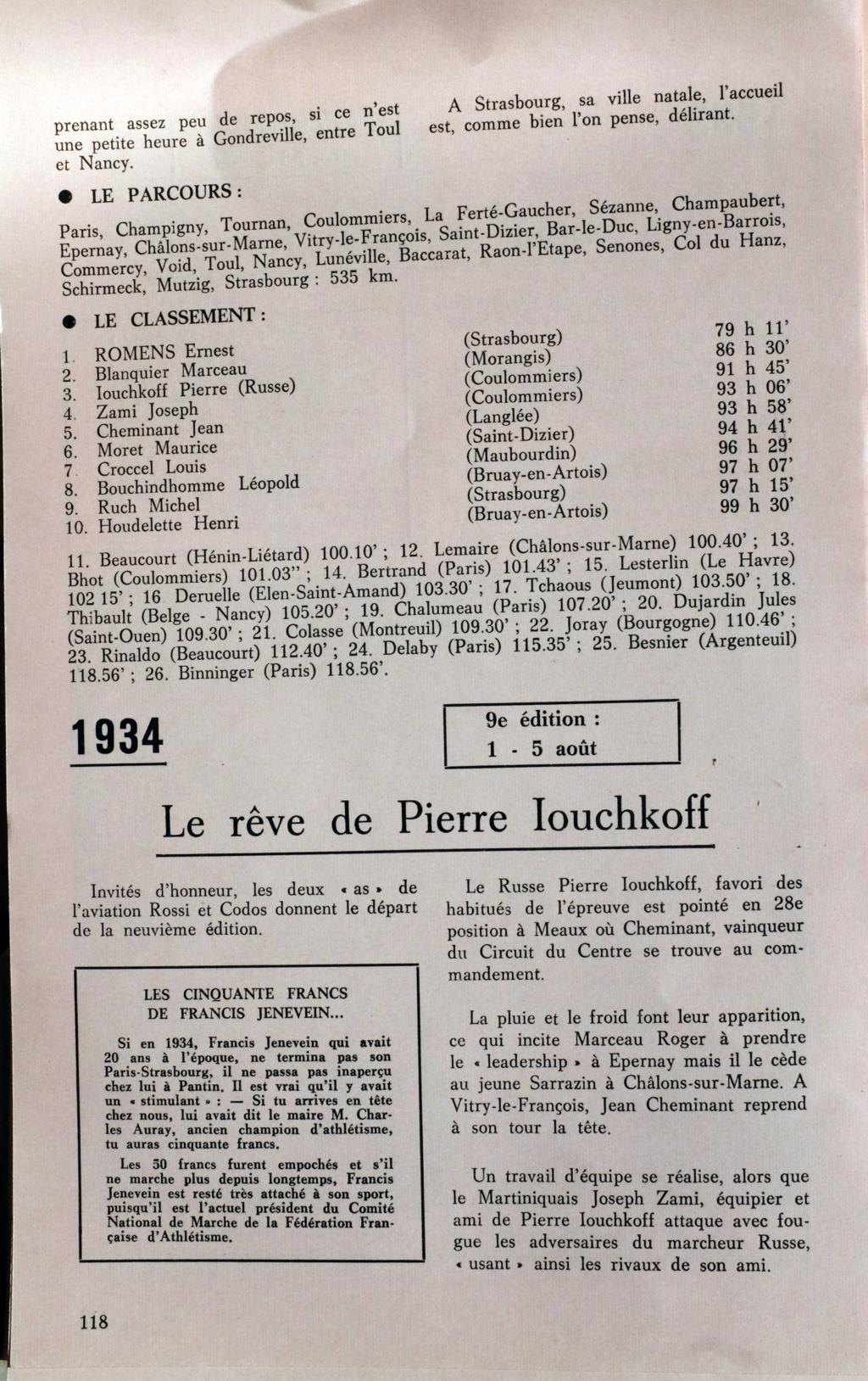 Paris-Strasbourg l'épopée de La Marche Hector MAHAU Dscf1140