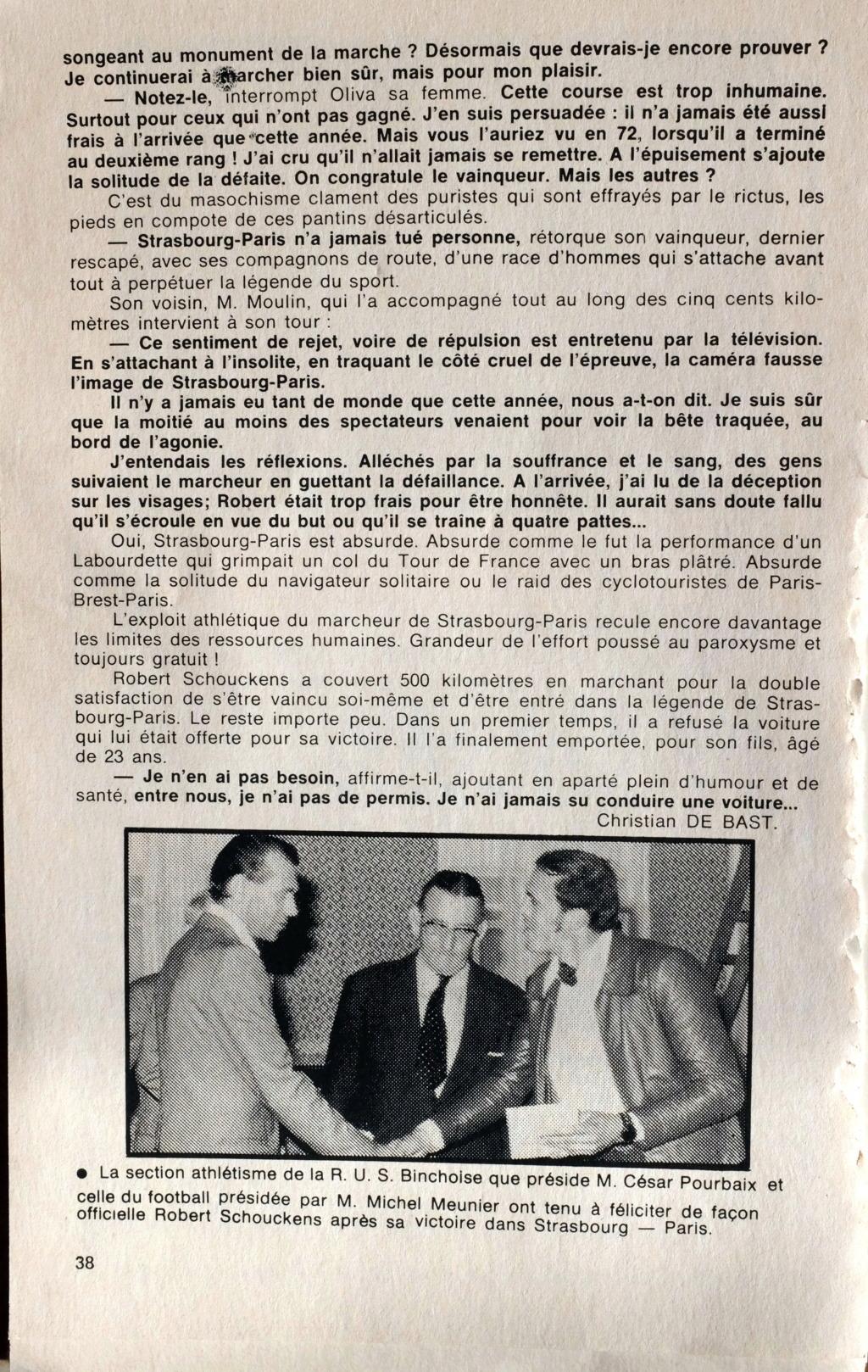Paris-Strasbourg l'épopée de La Marche Hector MAHAU - Page 2 Dscf1142