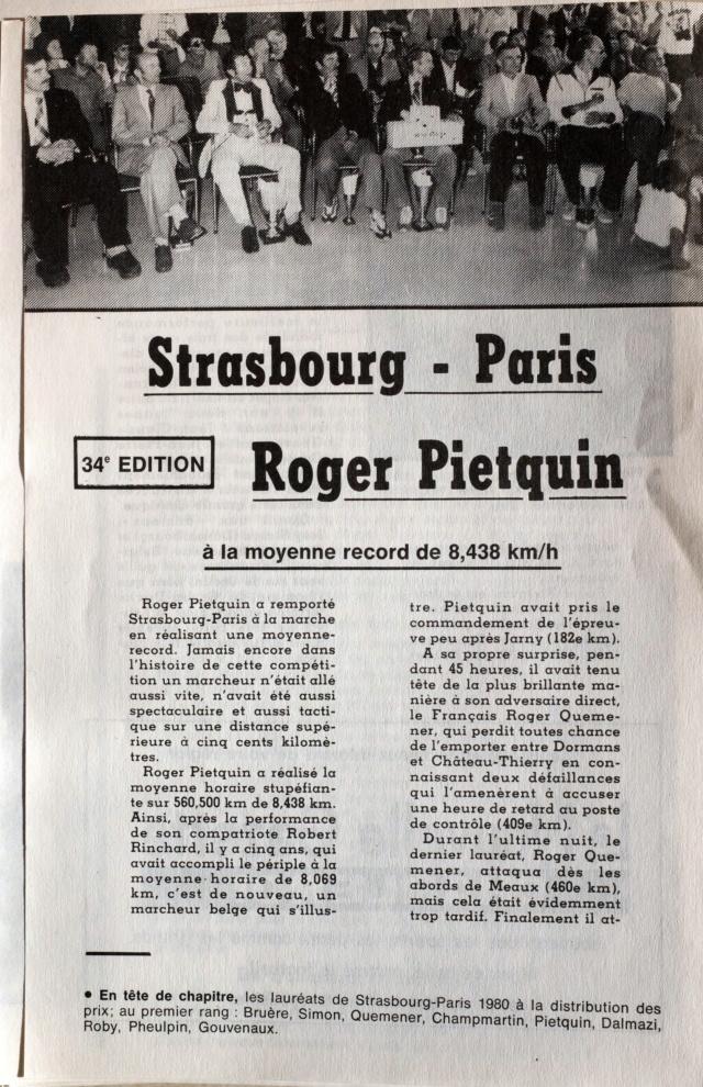 Paris-Strasbourg l'épopée de La Marche Hector MAHAU - Page 2 Dscf1145