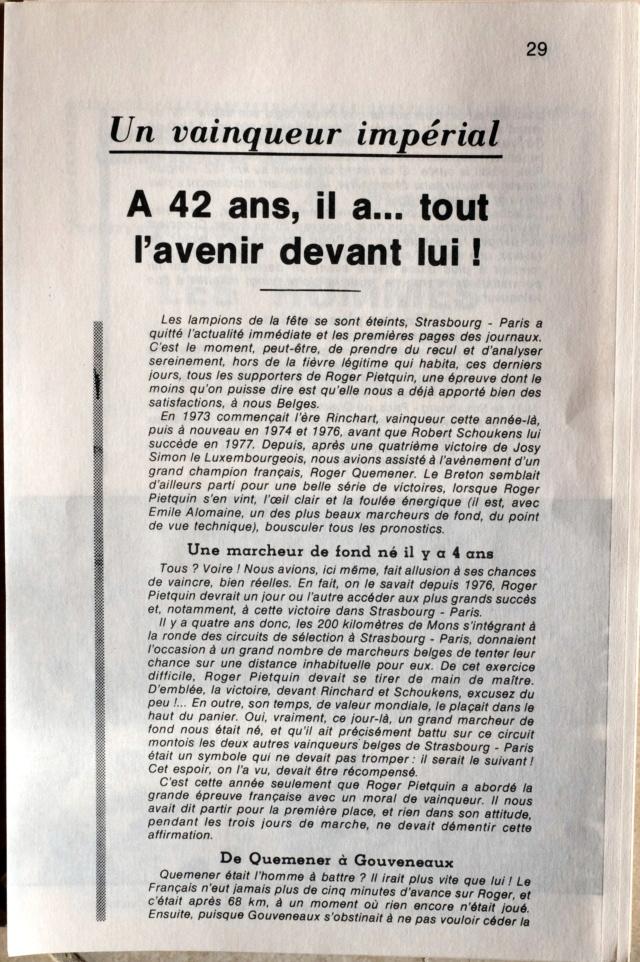 Paris-Strasbourg l'épopée de La Marche Hector MAHAU - Page 2 Dscf1146