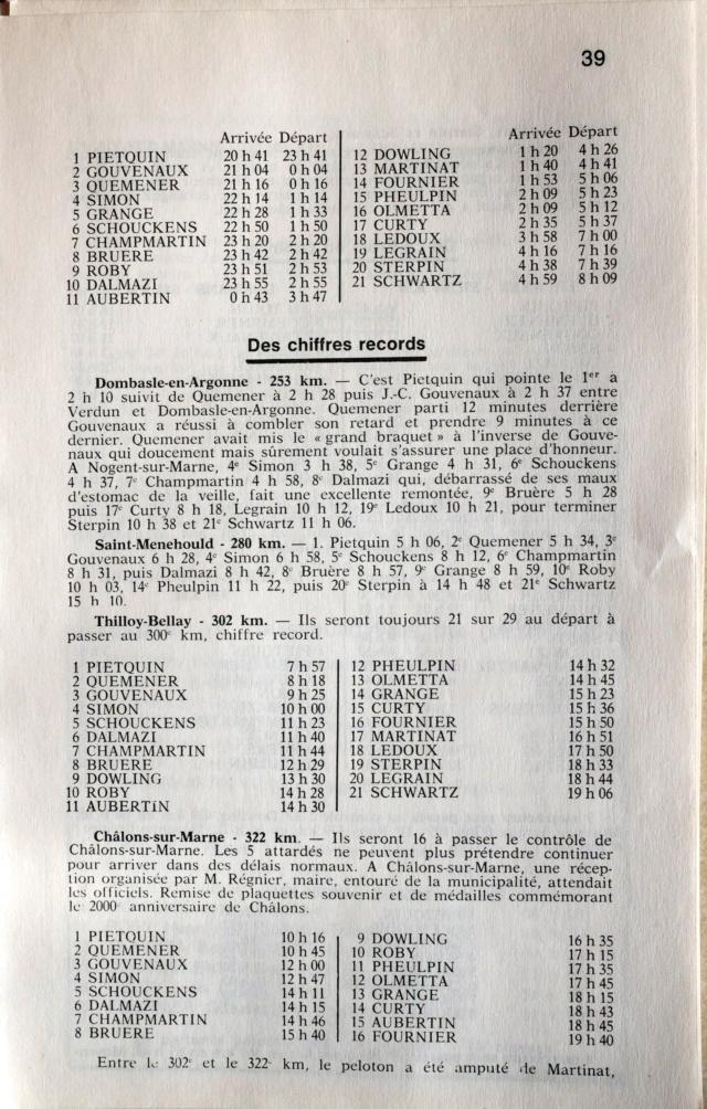 Paris-Strasbourg l'épopée de La Marche Hector MAHAU - Page 2 Dscf1155