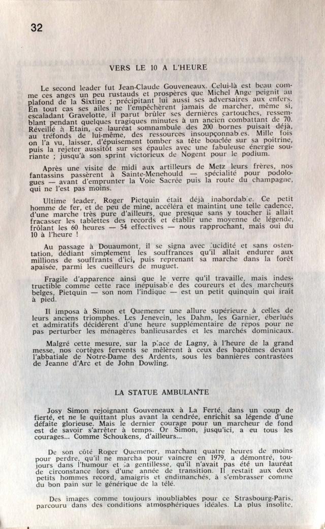 Paris-Strasbourg l'épopée de La Marche Hector MAHAU - Page 2 Dscf1163