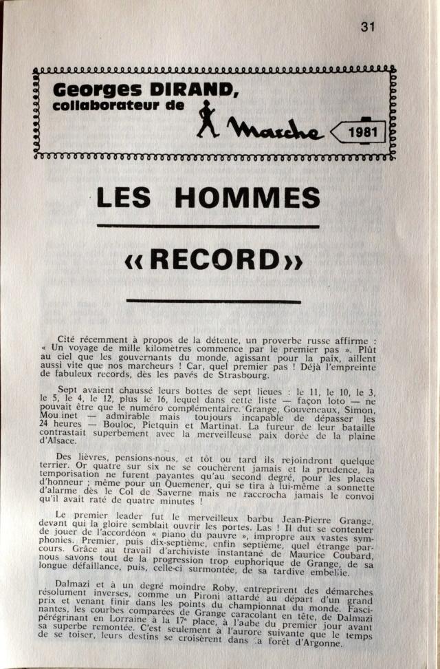 Paris-Strasbourg l'épopée de La Marche Hector MAHAU - Page 2 Dscf1164