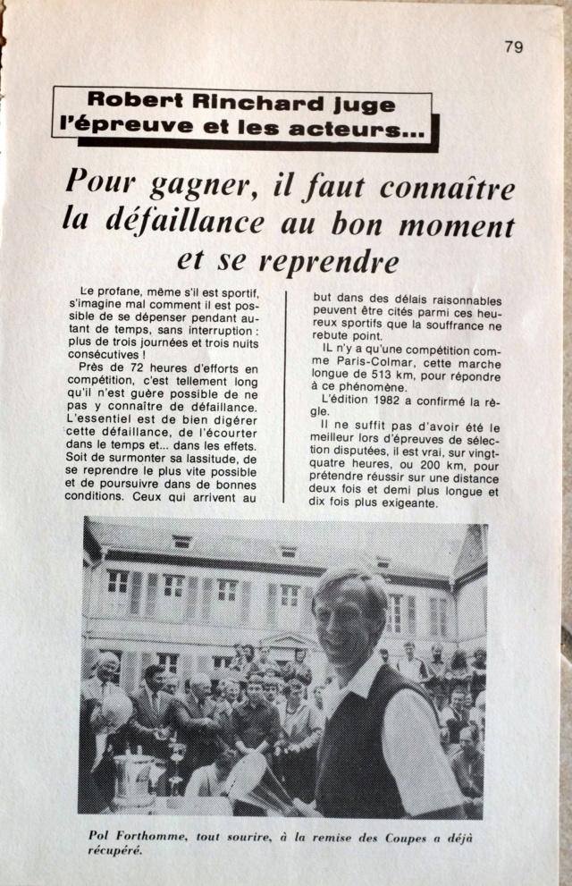 Paris-Strasbourg l'épopée de La Marche Hector MAHAU - Page 3 Dscf1166