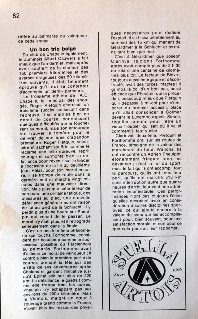 Paris-Strasbourg l'épopée de La Marche Hector MAHAU - Page 3 Dscf1170