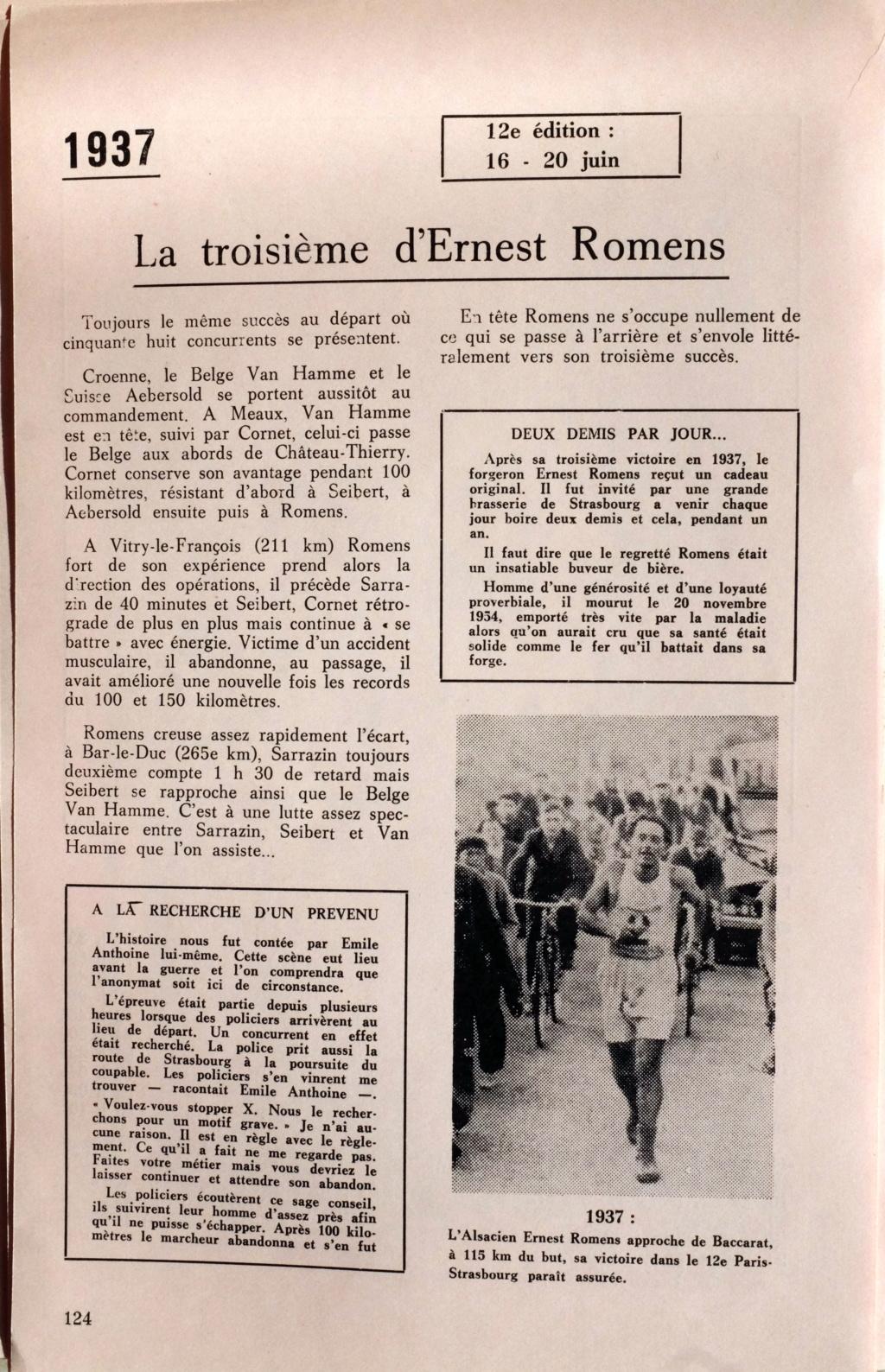 Paris-Strasbourg l'épopée de La Marche Hector MAHAU Dscf1215