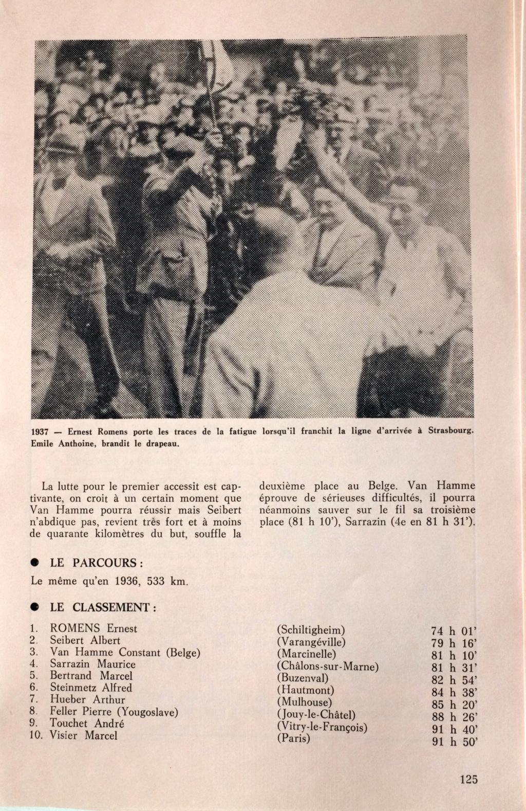 Paris-Strasbourg l'épopée de La Marche Hector MAHAU Dscf1217
