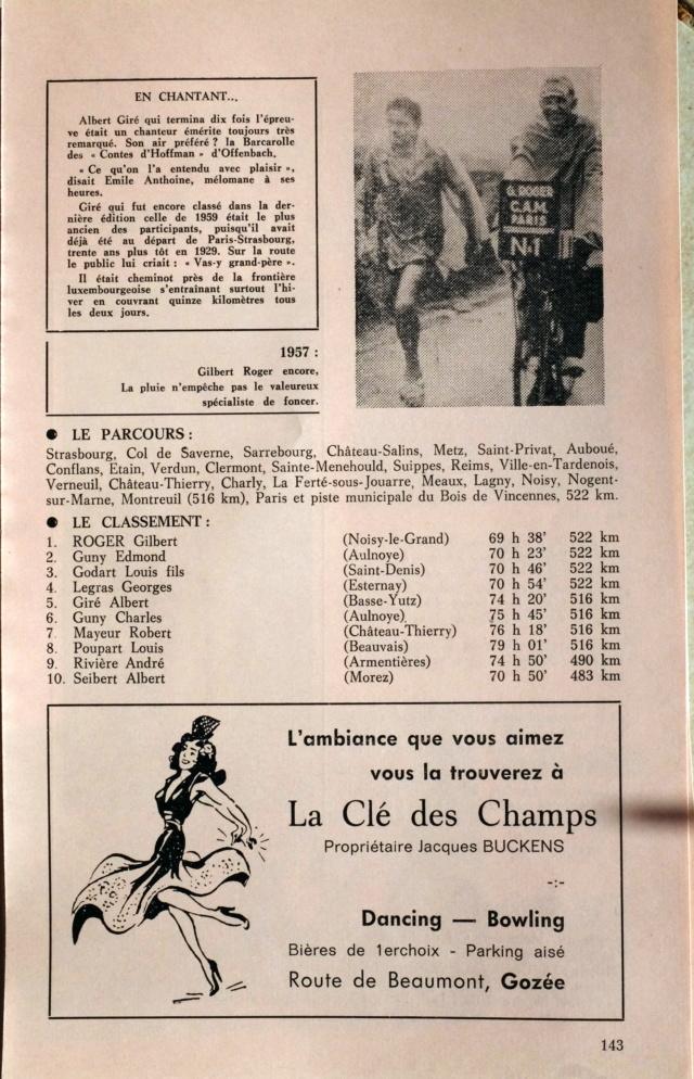 Paris-Strasbourg l'épopée de La Marche Hector MAHAU Dscf1237
