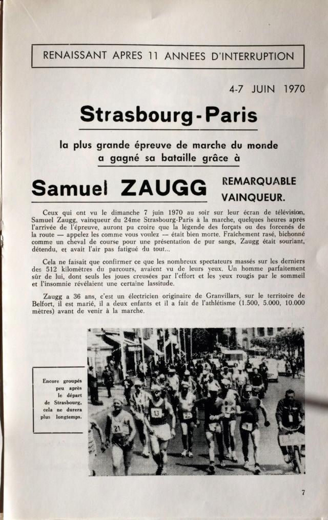 Paris-Strasbourg l'épopée de La Marche Hector MAHAU Dscf1253