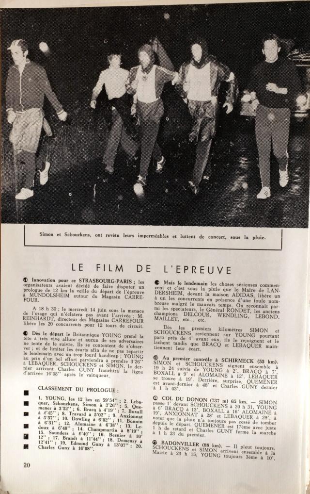 Paris-Strasbourg l'épopée de La Marche Hector MAHAU Dscf1286