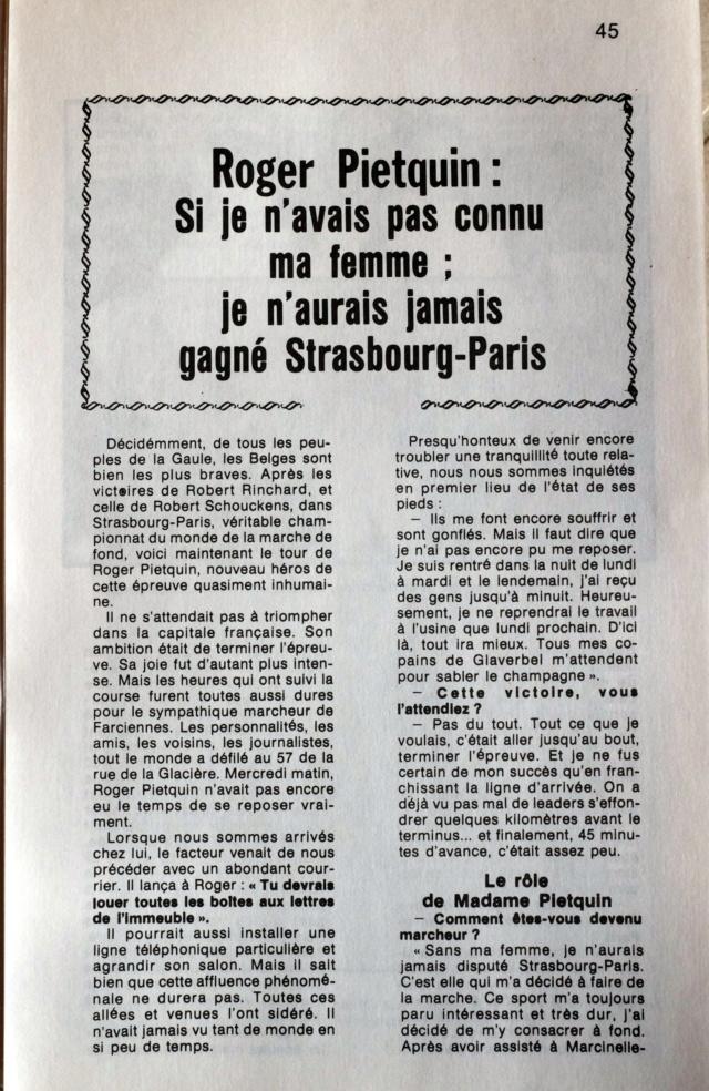 Paris-Strasbourg l'épopée de La Marche Hector MAHAU - Page 2 Dscf1310