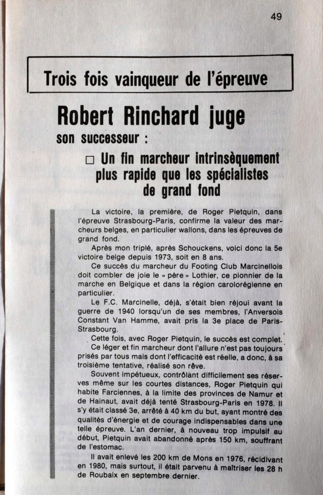 Paris-Strasbourg l'épopée de La Marche Hector MAHAU - Page 2 Dscf1313