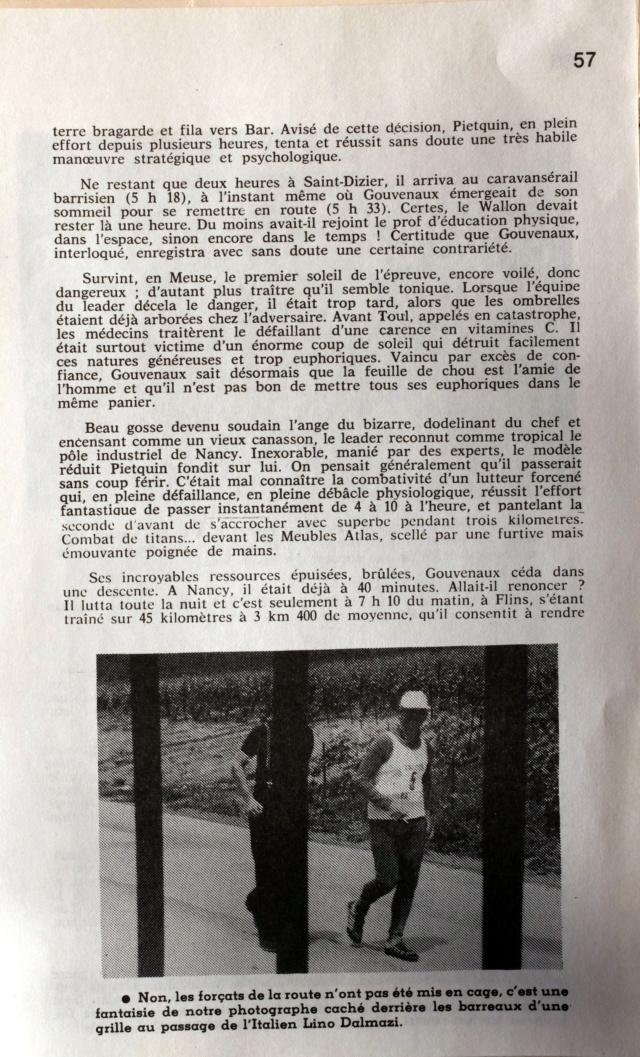 Paris-Strasbourg l'épopée de La Marche Hector MAHAU - Page 2 Dscf1321