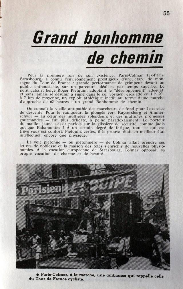 Paris-Strasbourg l'épopée de La Marche Hector MAHAU - Page 2 Dscf1322