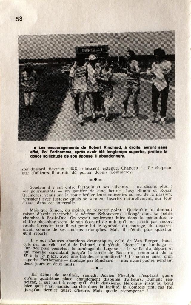 Paris-Strasbourg l'épopée de La Marche Hector MAHAU - Page 2 Dscf1324