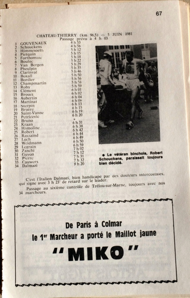 Paris-Strasbourg l'épopée de La Marche Hector MAHAU - Page 2 Dscf1332