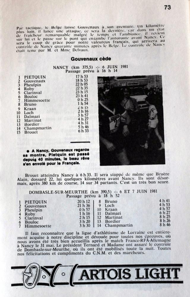 Paris-Strasbourg l'épopée de La Marche Hector MAHAU - Page 2 Dscf1338