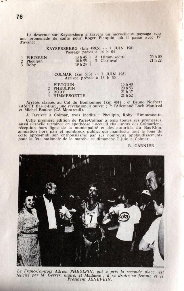 Paris-Strasbourg l'épopée de La Marche Hector MAHAU - Page 2 Dscf1340