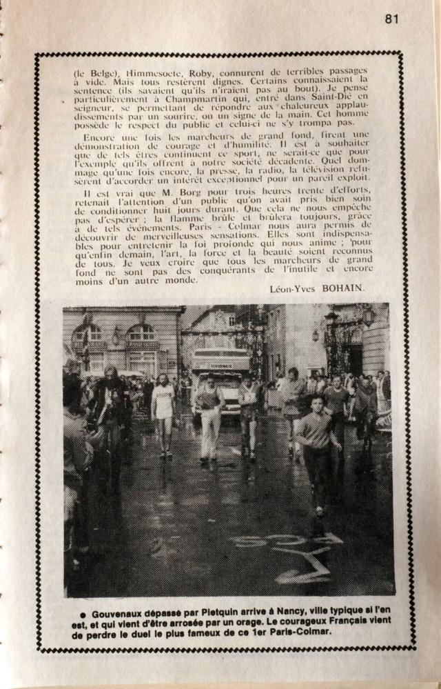 Paris-Strasbourg l'épopée de La Marche Hector MAHAU - Page 2 Dscf1347