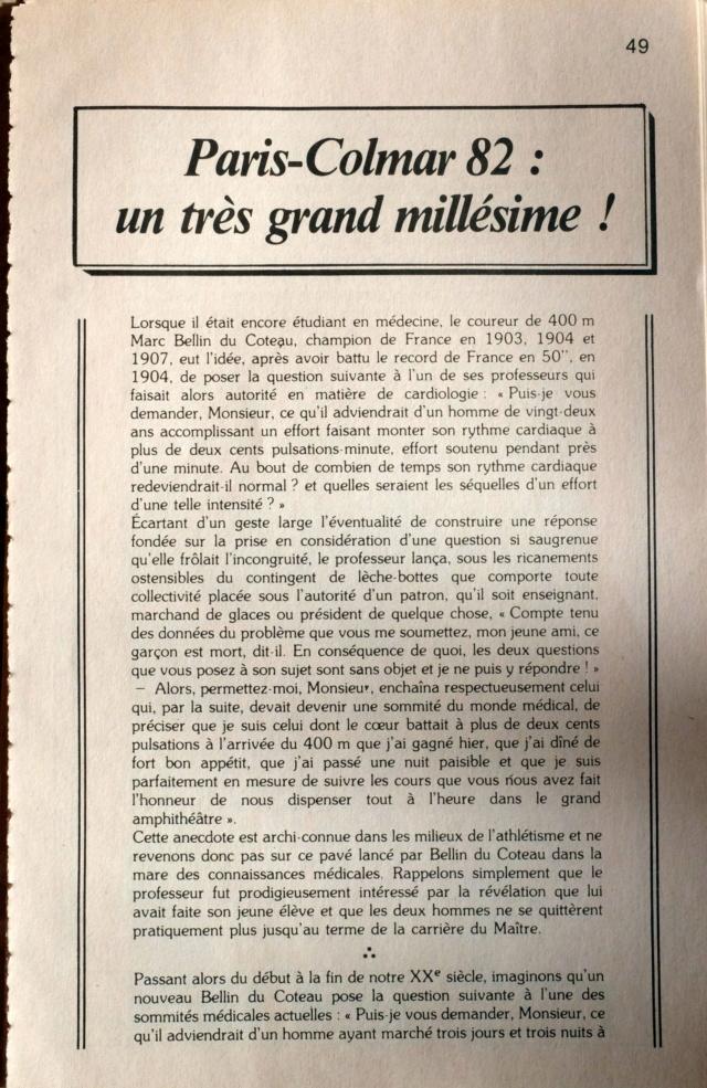 Paris-Strasbourg l'épopée de La Marche Hector MAHAU - Page 2 Dscf1368