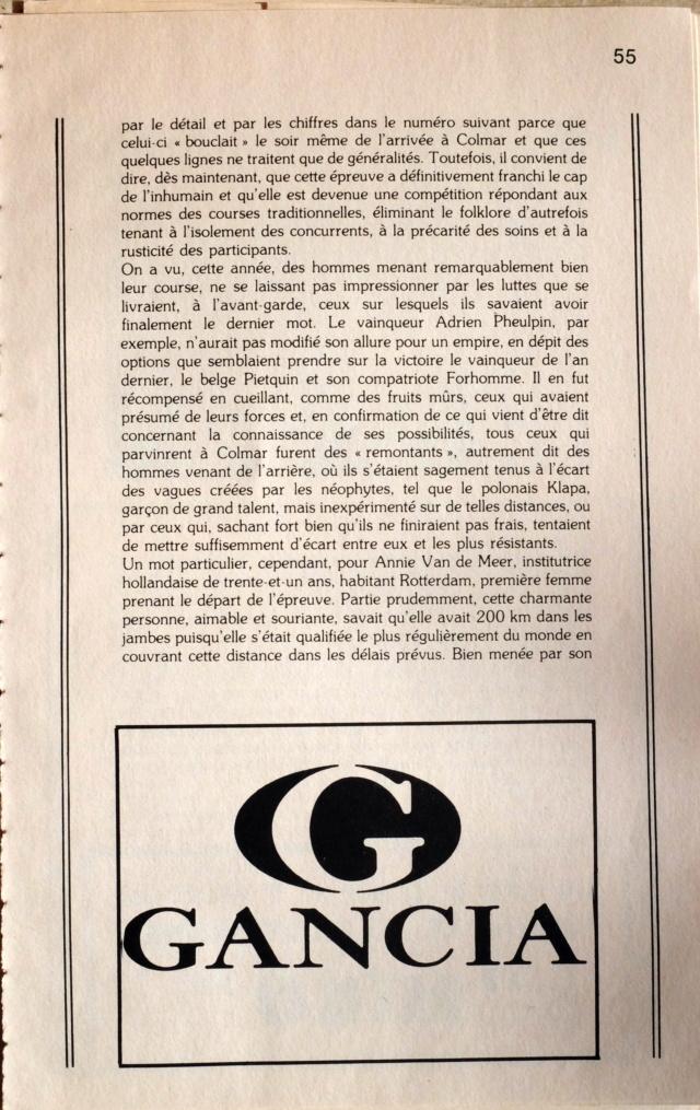 Paris-Strasbourg l'épopée de La Marche Hector MAHAU - Page 2 Dscf1374