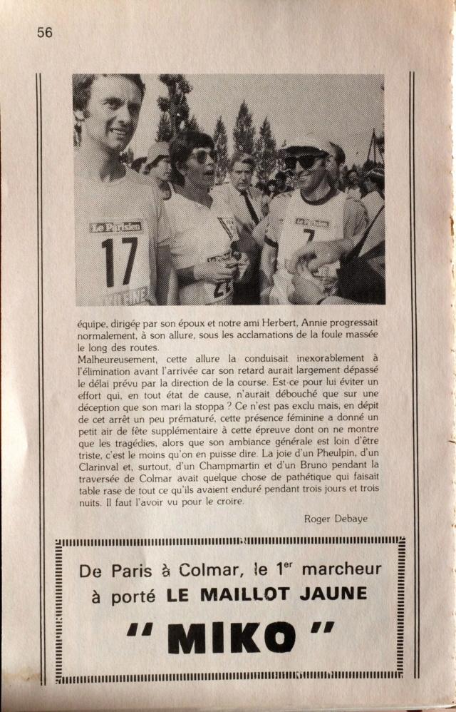 Paris-Strasbourg l'épopée de La Marche Hector MAHAU - Page 2 Dscf1375