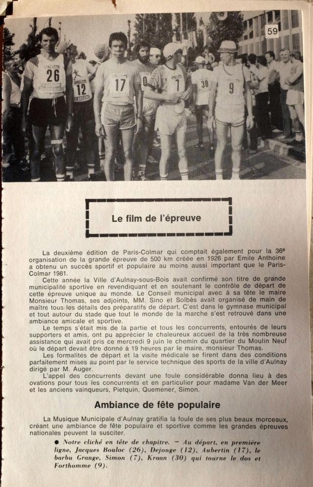 Paris-Strasbourg l'épopée de La Marche Hector MAHAU - Page 2 Dscf1378