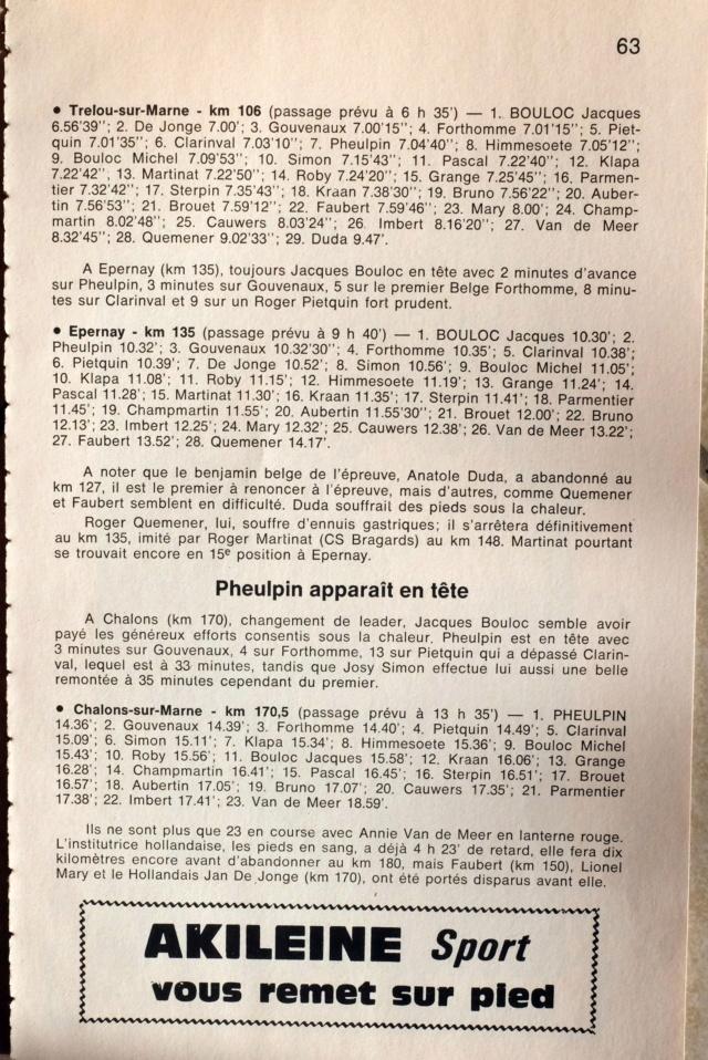 Paris-Strasbourg l'épopée de La Marche Hector MAHAU - Page 2 Dscf1381