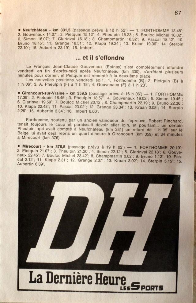 Paris-Strasbourg l'épopée de La Marche Hector MAHAU - Page 2 Dscf1384
